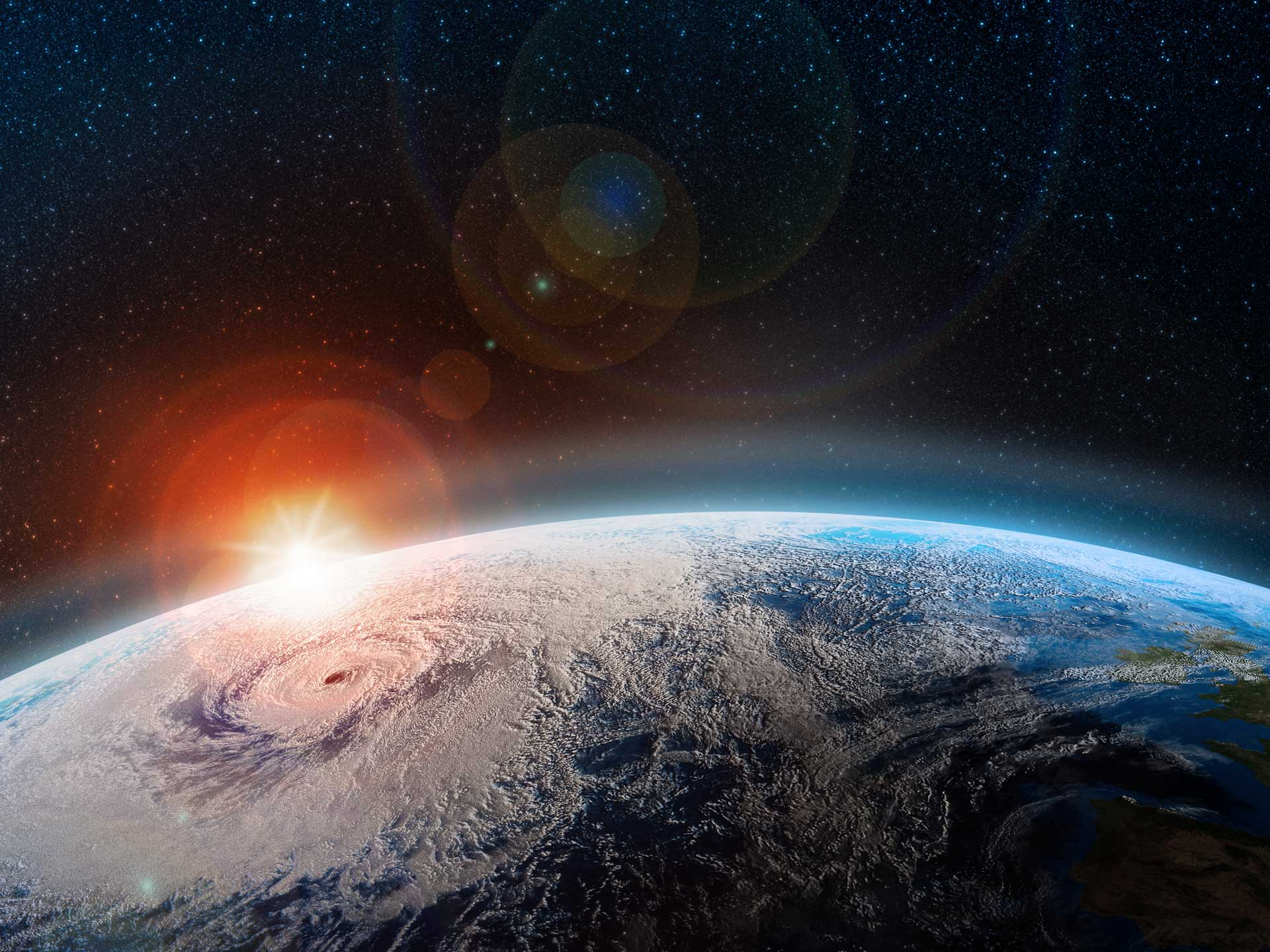 Greenhouse gases shrinking the stratosphere, a new study finds