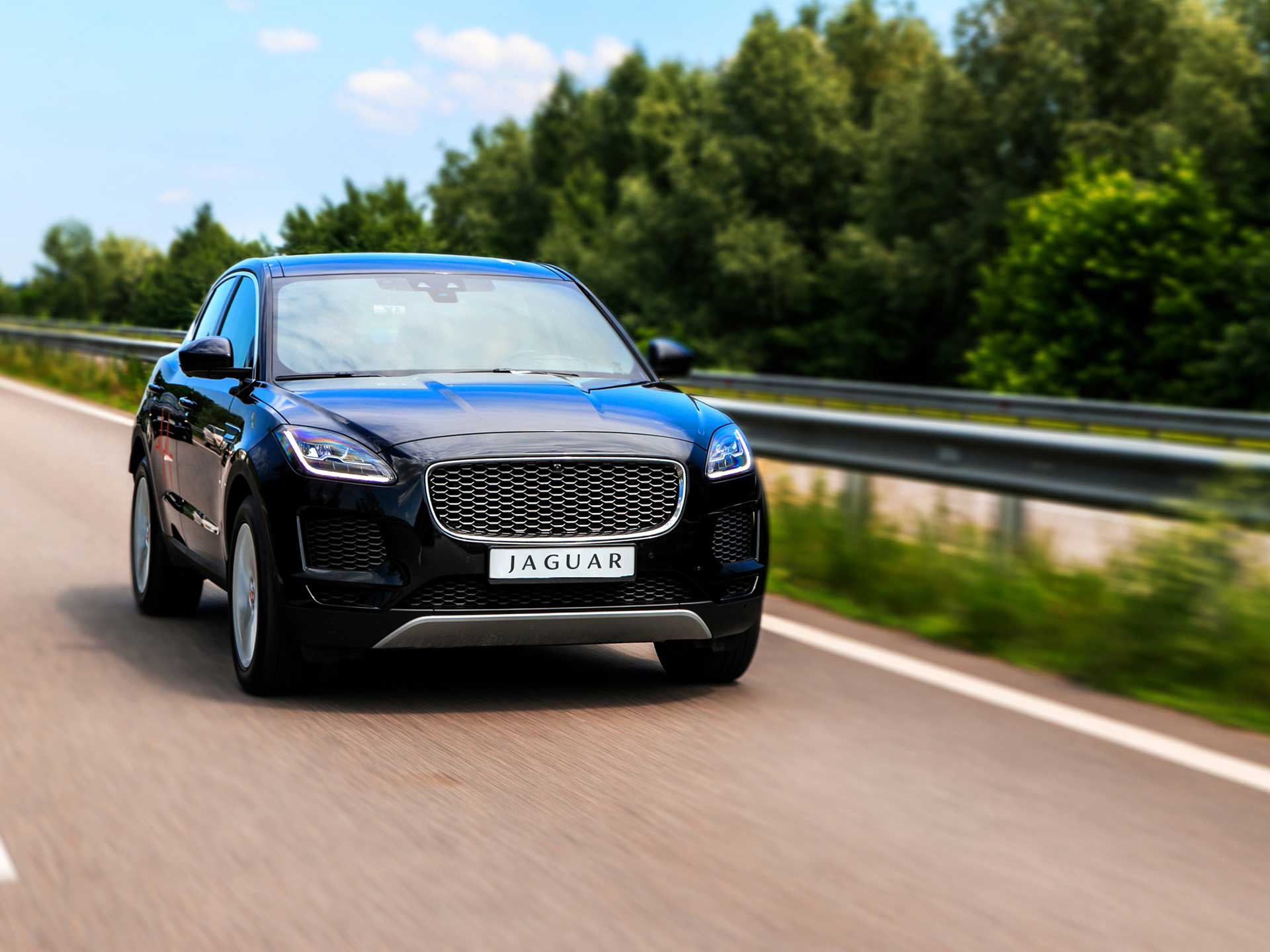Luxury car brand Jaguar plans to be an all-electric by 2025