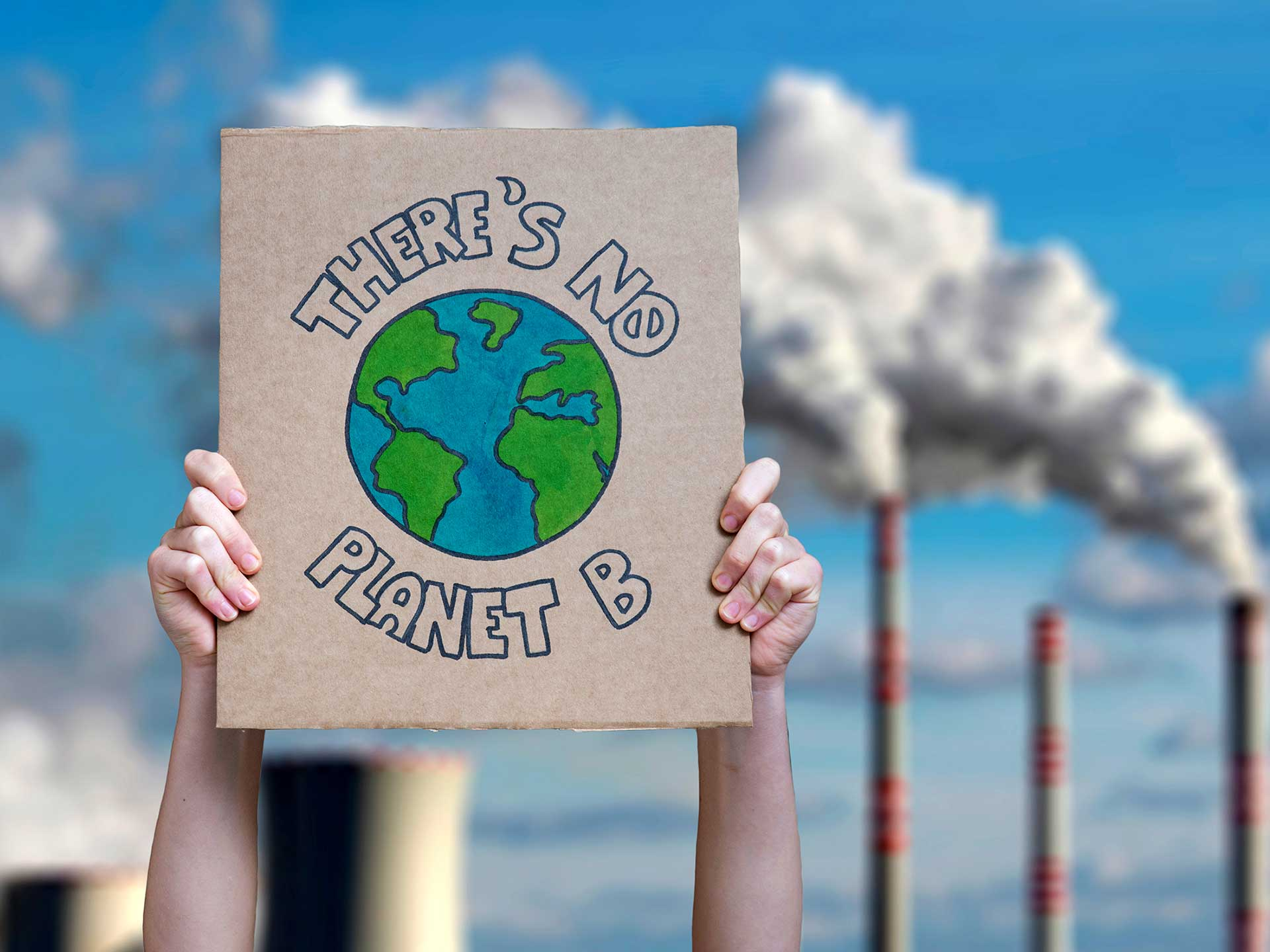 American environmental groups urge the US to 50% emissions by 2030 to inspire other nations to take action