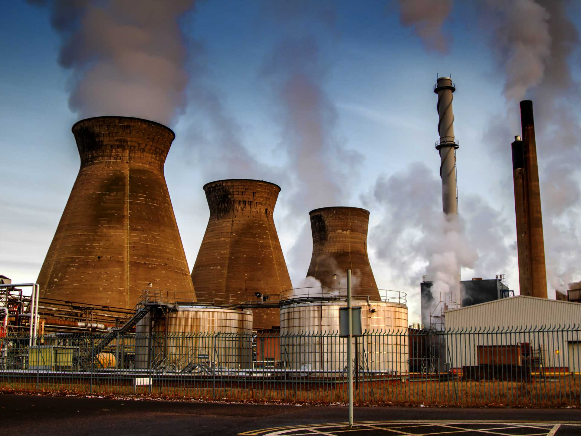 U.K. to End use of Coal Power by 2024, Speeding up Emission Reduction Targets